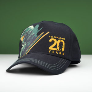 Official Halo 20th Anniversary Snapback