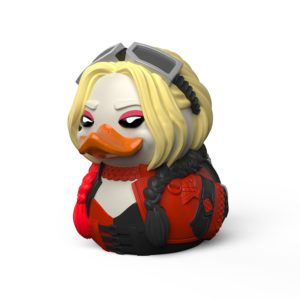 The Suicide Squad Harley Quinn TUBBZ Cosplaying Duck Collectible