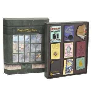 Harry Potter Flourish & Blotts Pin Badge Set