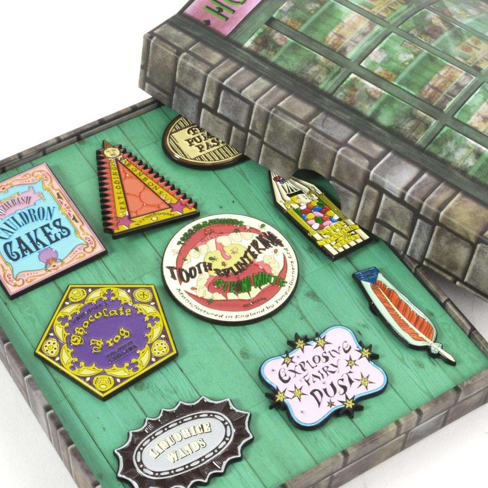 Harry Potter Honeydukes Pin Badge Set