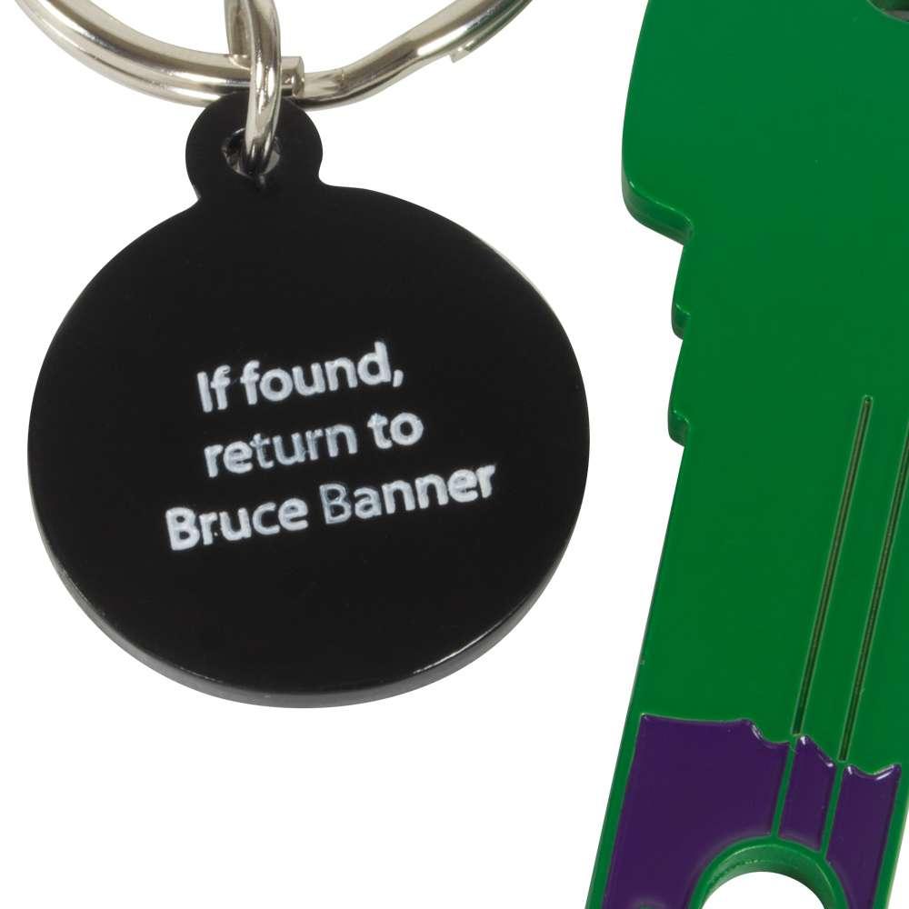 Hulk Key Bottle Opener Keyring / Keychain