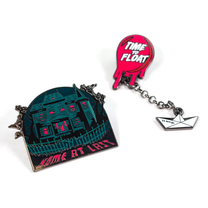 Pin Kings IT Chapter Two Enamel Pin Badge Set 1.1