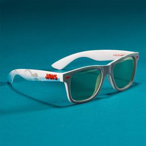 Official Jaws Classic Logo Sunglasses