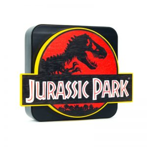 Official Jurassic Park 3D Desk Lamp / Wall Light