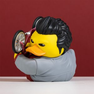 Ryu ga Gotoku Kazuma Kiryu TUBBZ Cosplaying Duck Collectible