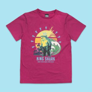 Official The Suicide Squad King Shark T-Shirt (Unisex)