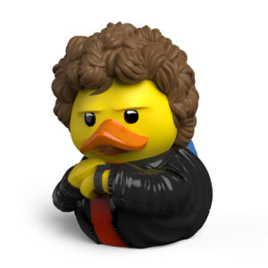 Knight Rider Michael Knight TUBBZ Cosplaying Duck Collectible