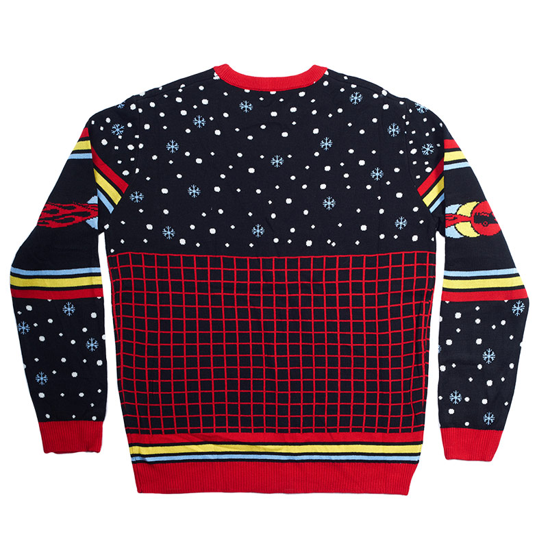 Official Knight Rider Christmas Jumper / Ugly Sweater