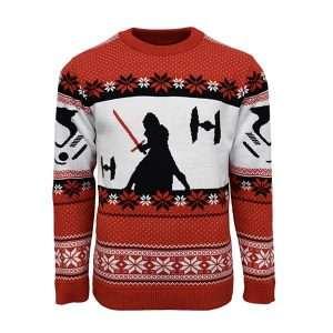 Star Wars Kylo Ren Christmas Jumper / Ugly Sweater