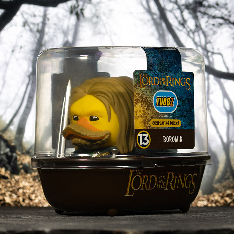 Lord of the Rings Boromir TUBBZ Cosplaying Duck Collectible