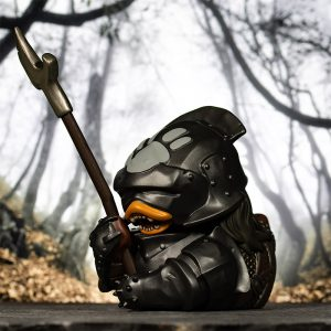 Lord of the Rings Uruk-Hai Pikeman TUBBZ Cosplaying Duck Collectible