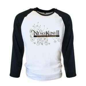 Ni no Kuni 2 Logo Raglan T-Shirt