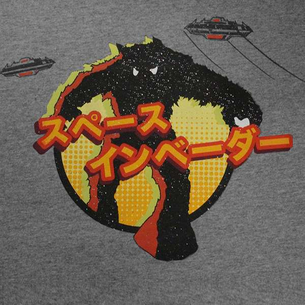 Space Invaders Monster T-Shirt