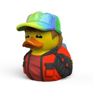 Back To The Future Marty 2015 TUBBZ Cosplaying Duck Collectible