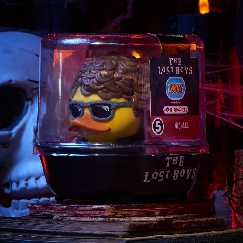 The Lost Boys Michael TUBBZ Cosplaying Duck Collectible