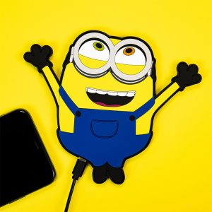 Official Minions Wireless Charging Mat