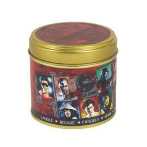 Mortal Kombat 'Character Selection' Candle