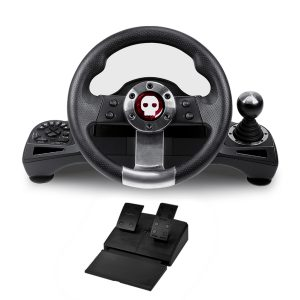 Numskull Multi Format Pro Steering Wheel With Gear Shift