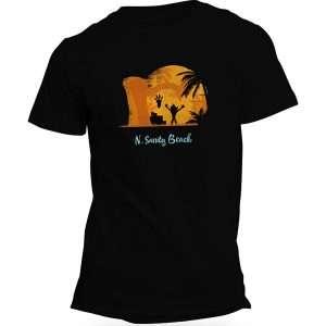 Crash Bandicoot N.Sanity Beach T-shirt