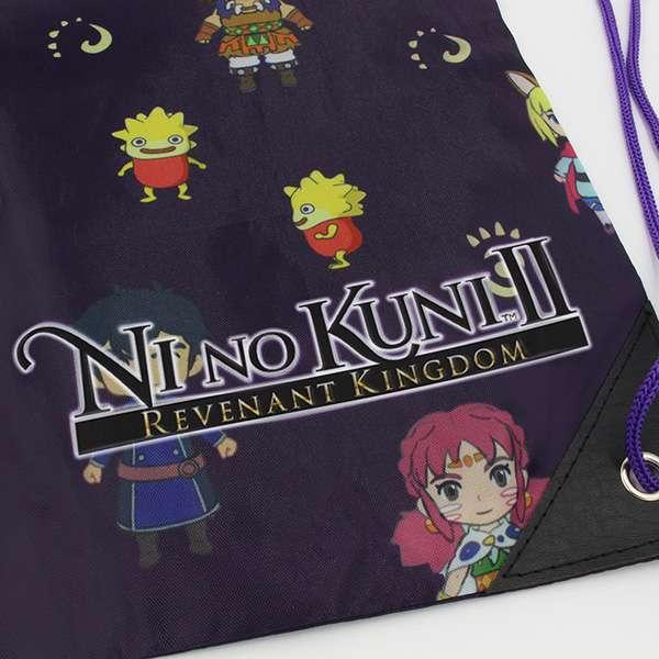 Ni no Kuni 2 Chibi Drawstring Bag