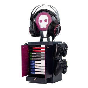Official Numskull Gaming Locker (PS4, PS5, Xbox One and Xbox Series S and Series X)