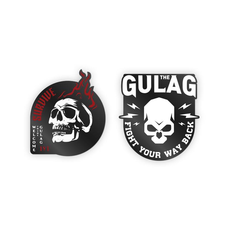 Pin Kings Call of Duty Warzone Enamel Pin Badge Set 2.3