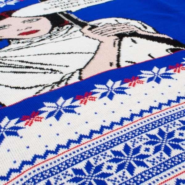 Star Wars Princess Leia Christmas Jumper / Ugly Sweater