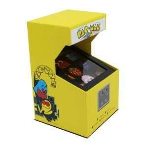 Pac-Man Arcade Pin Badge Set
