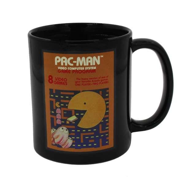 Pac-Man Cartridge Heat Changing Mug