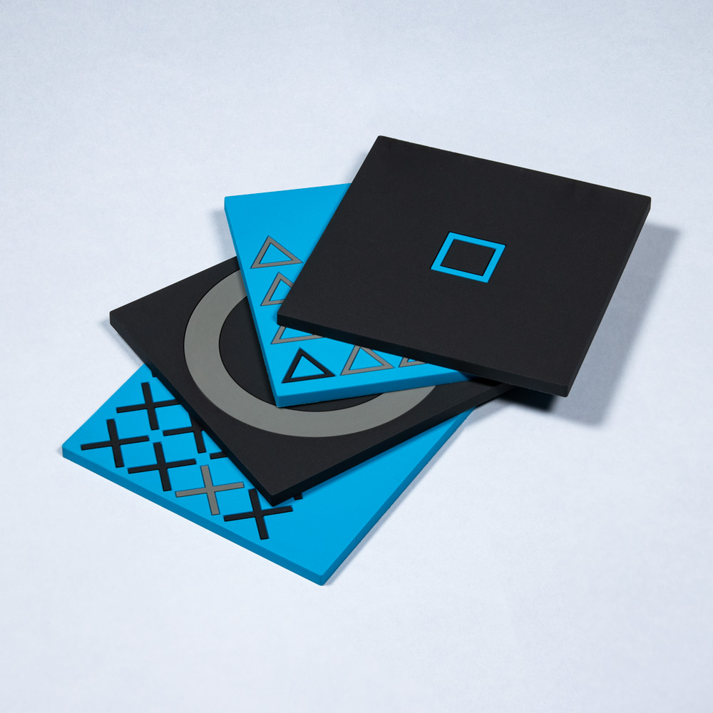 Official PlayStation Core Coaster Pack