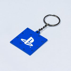Official PlayStation Japanese Inspired Keychain / Keyring