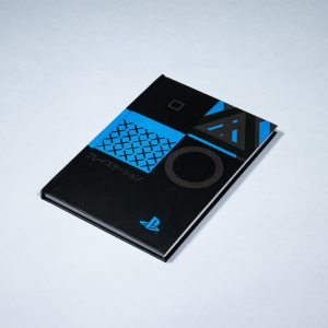 Official PlayStation Core Notebook