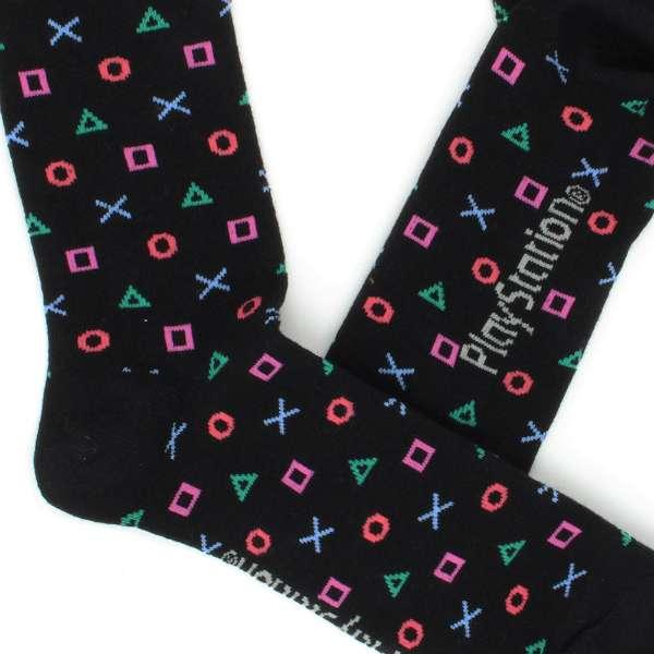 PlayStation Symbol Socks