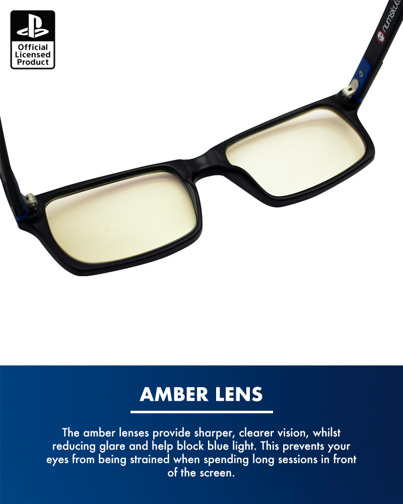 Official Sony PlayStation 4 / PS4 Gaming Glasses