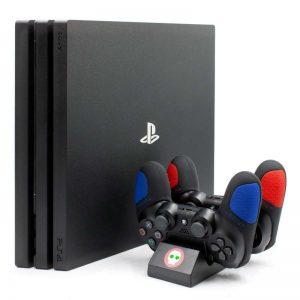 Numskull PlayStation 4 / PS4 Dualshock Controller Docking Station