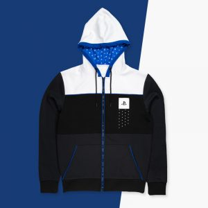 Official PlayStation Japanese Inspired Hoodie