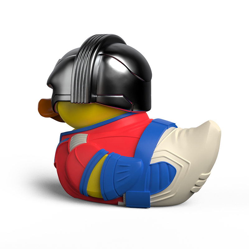The Suicide Squad Peacemaker TUBBZ Cosplaying Duck Collectible