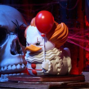 IT Pennywise TUBBZ Cosplaying Duck Collectible