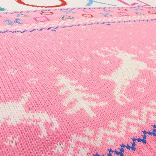 PlayStation Pink Symbols Christmas Jumper / Ugly Sweater