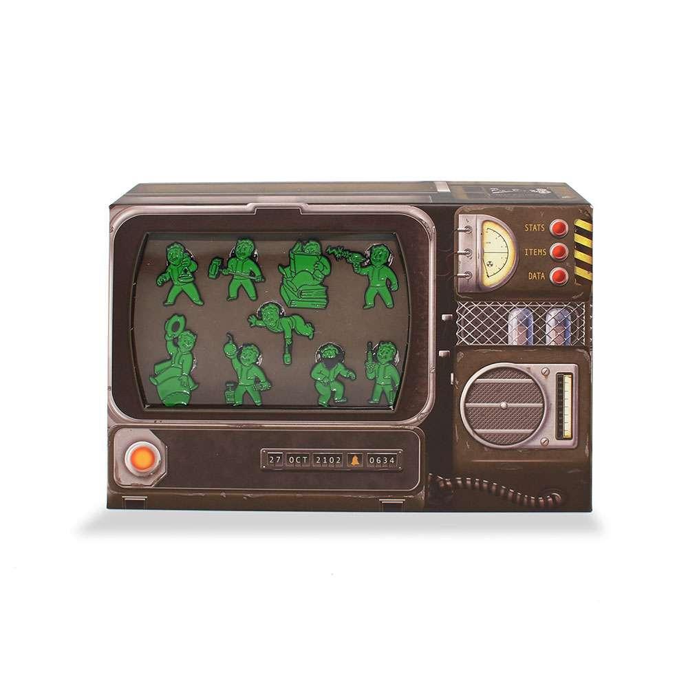 Fallout Pin Vault boy