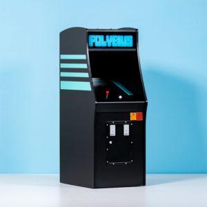 Polybius Quarter Arcade Cabinet Charger