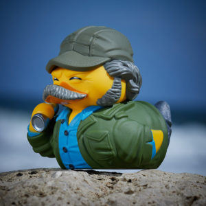 Jaws Quint TUBBZ Cosplaying Duck Collectible