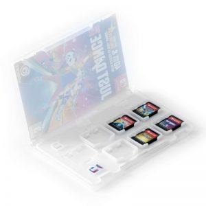 Numskull Nintendo Switch Games Carry Case / Card Cartridge Travel Holder