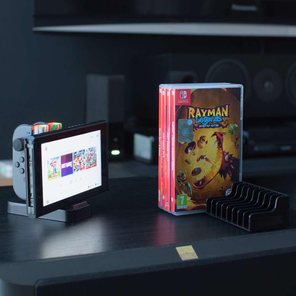 Numskull Nintendo Switch Game Storage / Stand