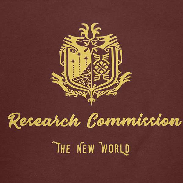Monster Hunter Research Commission T-Shirt