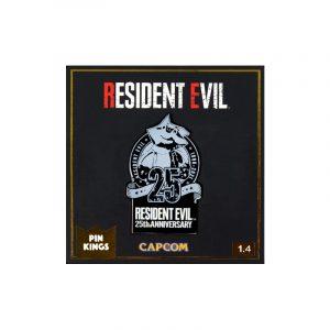 Pin Kings Resident Evil Enamel Pin Badge Set 1.4 – 25th Anniversary