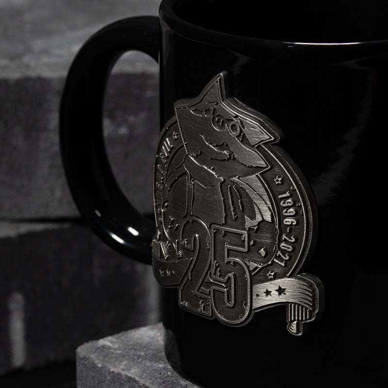 Official Resident Evil 25th Anniversary Premium Mug
