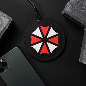 Official Resident Evil Wireless Charging Mat