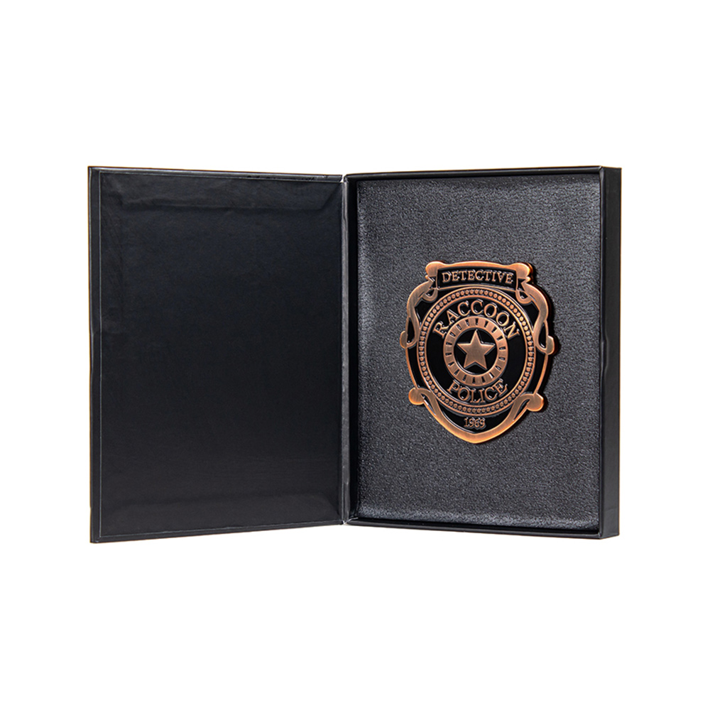 Resident Evil R.P.D. Collector's Pin