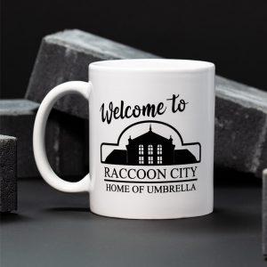 Resident Evil 3 'Welcome to Raccoon City' 11oz Mug